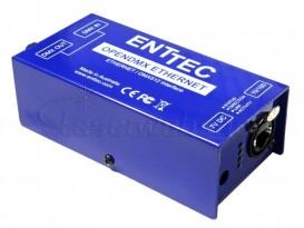 Enttec Open DMX Ethernet