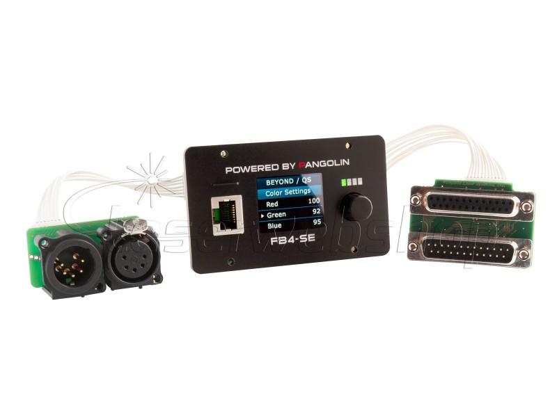 Pangolin Fb4 Ethernet Network Interface Quickshow Software