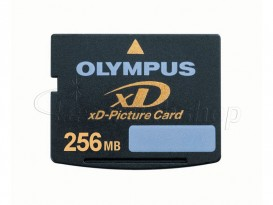 FB3 256 MB XD Card