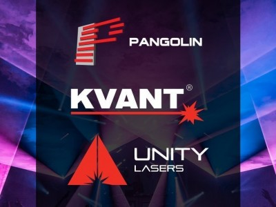 Unity Lasers - A new collaboration between Pangolin & Kvant