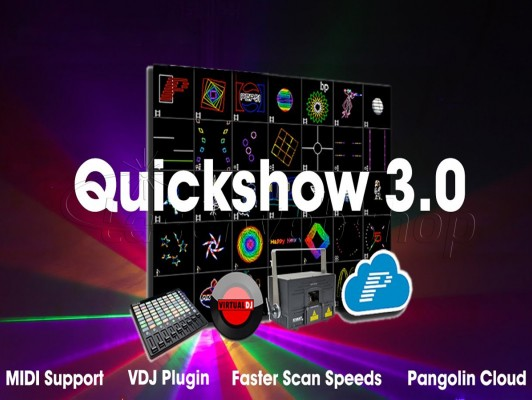 Pangolin bengt QuickShow 3.0 uit